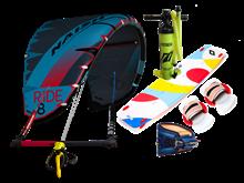 Set kite Naish Ride 18/19 + kiteboard NOBILE NBL 2017