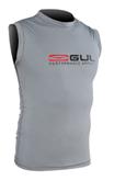 lycra GUL RACE RIB, RG0353 šedé