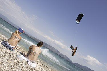 Kitesurfing - Prázdninová klasika