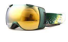 brýle BASTO SG1302B6 zelený rám/ zlaté sklo