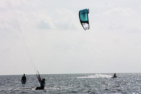 Harakiri kite kurzy tahosh Polsko Hel07.JPG
