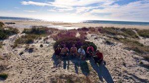Kitesurfing-Spanelska-Tarifa (2)-Vánoce na Los Lances
