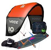 kite 2021 Nobile V-ride + kiteboard Nobile NHP