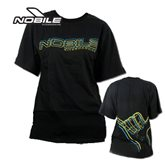 Men's T-Shirt NOBILE T-SHIRT TEE black