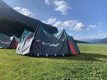 Kitesurfing - R4R tour Reschensee