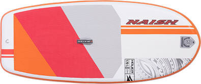 Inflatable SUP Wing-board S25 Naish Hover