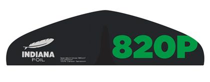 Hydrofoil křídlo Indiana 820P
