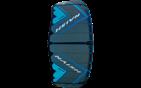 Kite 2017 Naish Pivot GreyBlue top