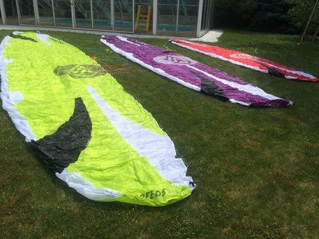 Kitesurfing-Baleni-