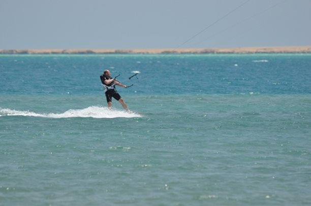 HARAKIRI kite kurzy Hurgada Egypt tahosh flysurfer 10.JPG
