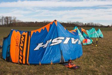 Kitesurfing - Naish Kites S25 – testujeme novinky!