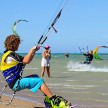 NOBILE KITEBOARDING: Surrounded by Sand