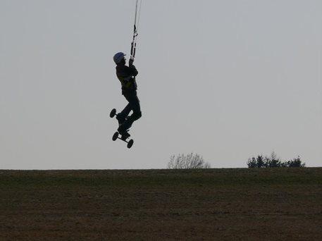 první jarní landkiting Havlbrod 12