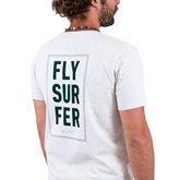 tričko FLYSURFER Team white