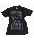 Pánské tričko NOBILE Words black