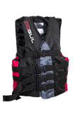 buoyancy aid GUL IMPACT VEST, black