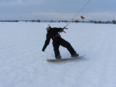 kite  snowkite  Křennice    02.JPG