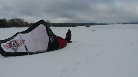 kite centrum abertamy snowkite kurzy pujcovna kitepark 25.JPG