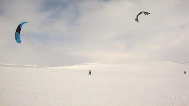Harakiri_snowkiting_trip_Norsko_Geilo_low_wind.jpg