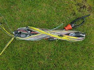 Prodám-Kite-FLYSURFER-Soul-12,0