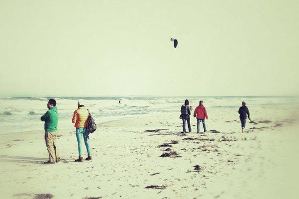 dederonská pláž