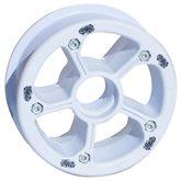 MBS RockStar II hubs - white