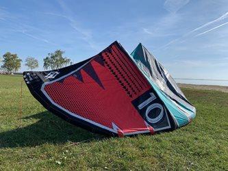 Kitesurfing - Fototest – kite 2020 NAISH PIVOT