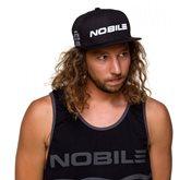 Šiltovka 2020 NOBILE Snapback CAP black