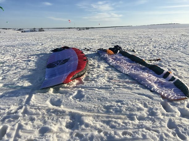 Snowkiting-Milovana-Moldava-