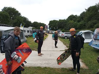 Kitesurfing - HARAKIRI KITE KURZ RUJÁNA 29.6. - 2.7.2020