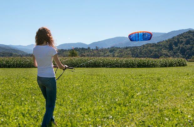 Cvičný kite Flysurfer Peak - single skin