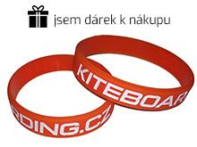Photoluminiscent bracelet KITEBOARDING.CZ
