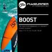 Nový kite Flysurfer BOOST