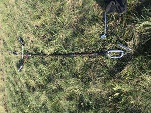 Buggykiting-Land-buggy-držák v akci