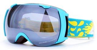 dámské/dětské brýle BASTO SG1301C3 tyrkysový rám/ stříbrné sklo