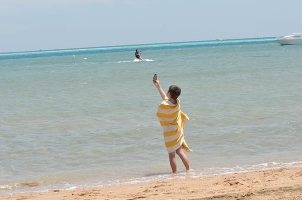 HARAKIRI kite kurzy Hurgada Egypt tahosh flysurfer 60.JPG