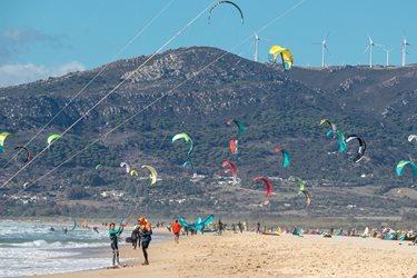 Kitesurfing - Španělská Tarifa