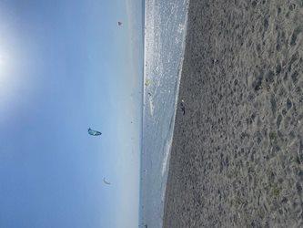 Kitesurfing - Rakouský čoko-Karibik