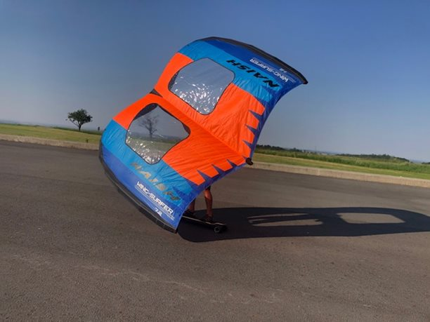 Wing-boarding-Naish-Wing-boarding-Tour-2020-Naish Wing-boarding Tour 2020 - wing 7.2m2