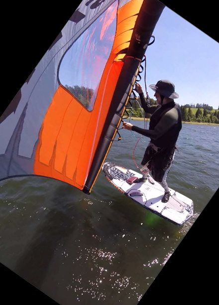 Paddle-board-Wingfoil-Gibe