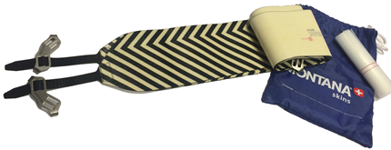 skialp / splitboard stoupací pásy MONTANA Montamix