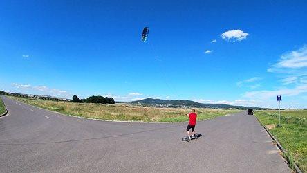 Landkiting - low wind