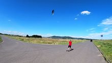 Landkiting-low-wind-