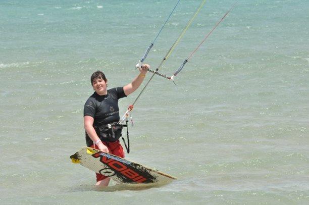 HARAKIRI kite kurzy Hurgada Egypt tahosh flysurfer 31.JPG
