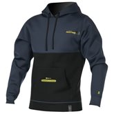 Neoprene Hoodie Prolimit Loosefit Black/Yellow