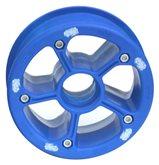 MBS RockStar II hubs - blue