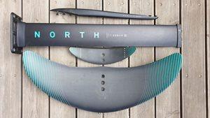 Prodám-Kiteboard-NORTH-Sonar-85cm/1650cm²