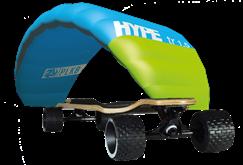 set kite PLKB Hype TR + longboard ATOM All Terrain