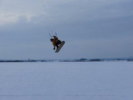 kite  snowkite  Křennice    05.JPG