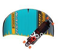 set 2020 Naish Wing-surfer + ATOM Drop Deck Longboard 41